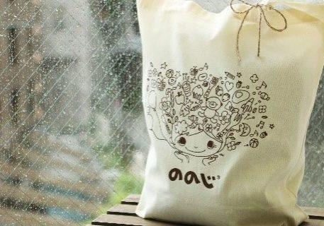 【お客様制作事例】ののじちゃん販促バッグ